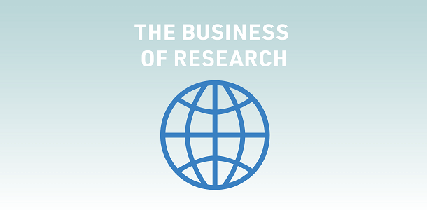 The Business of Research [Infographic]