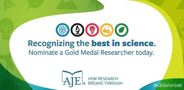 2016 AJE Gold Medal Research Competition