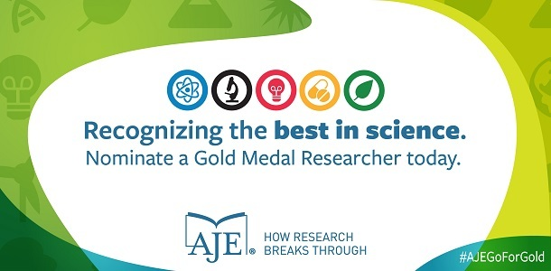 Gold Medal Researcher 2016