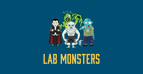 Lab Monsters [Infographic]