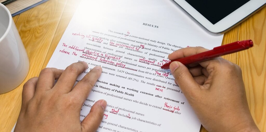 Typical English Language Errors in Academic Writing