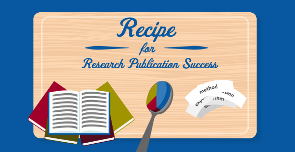 Recipe for Research Publication Success [Infographic]