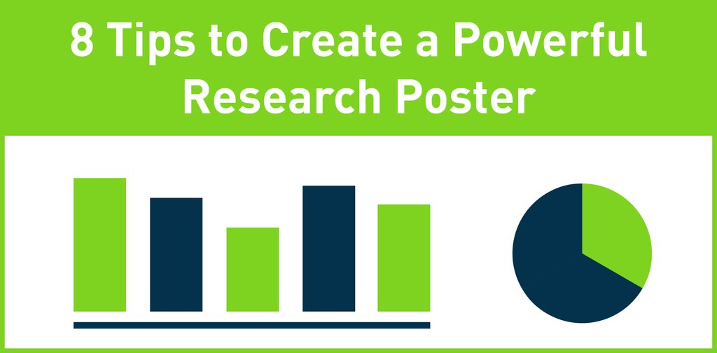 8 Ways to Create a Powerful Research Poster [Video]